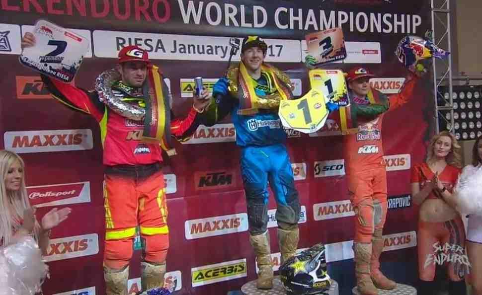 Суперэндуро: результаты Гран-При Германии, 2-й этап SEWC