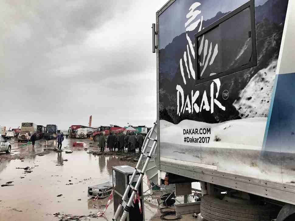 Перемена в погоде на Дакар-2017: в плюсе только россияне