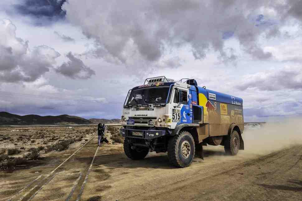 Дакар-2017: Три победы российских гонщиков в один день!