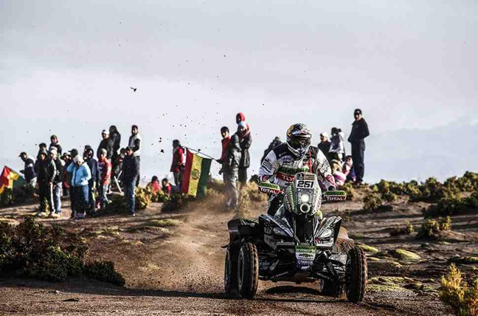 Дакар-2017 вступает в решающую фазу: Игнасио Касаль против Сергея Карякина