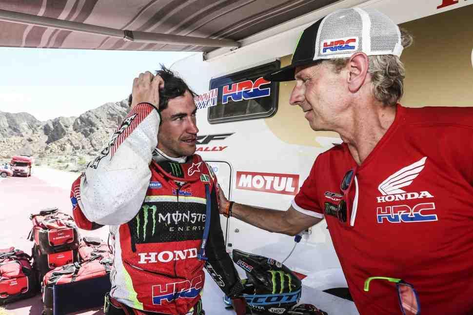 Honda не сдается: Барреда принес заводу пятую победу на Дакар-2017