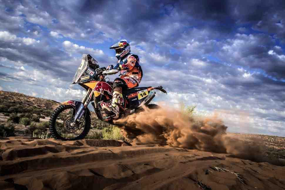 Full House: у KTM полный подиум на ралли Дакар-2017 - Итоги