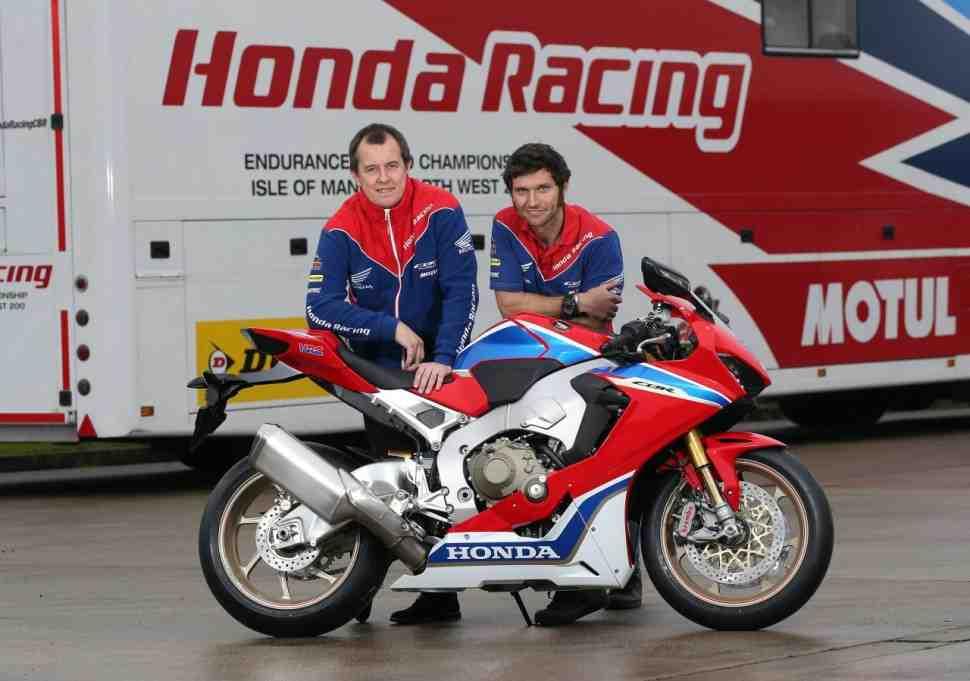 Гай Мартин возвращается на Isle of Man TT вместе с Honda Racing