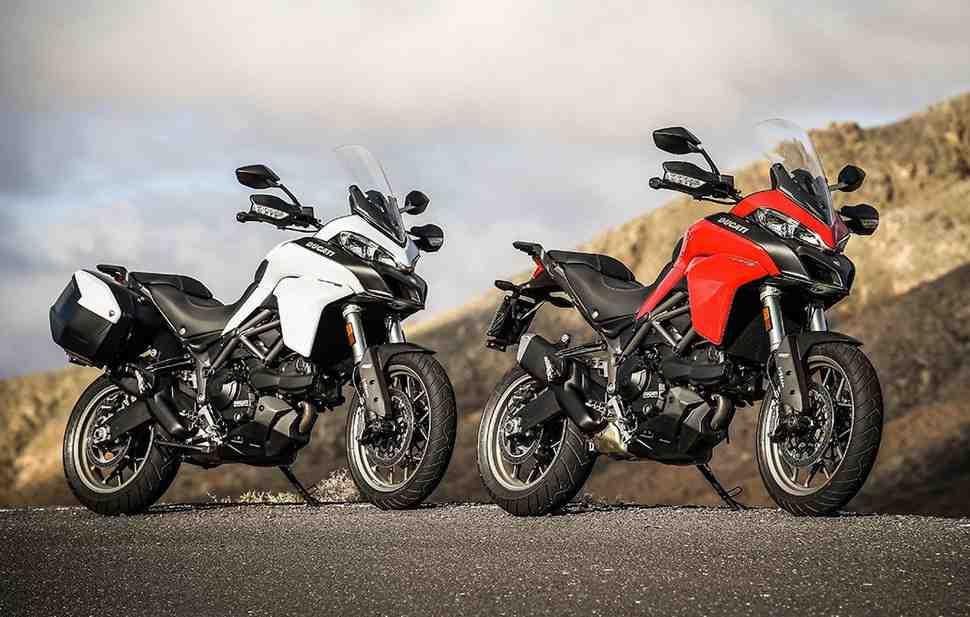ТЕСТ-ДРАЙВ: Ducati Multistrada 950: меньше – лучше?!