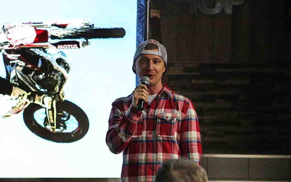Мотокросс и фристайл: Алексей Колесников - За что люблю и ненавижу FOX
