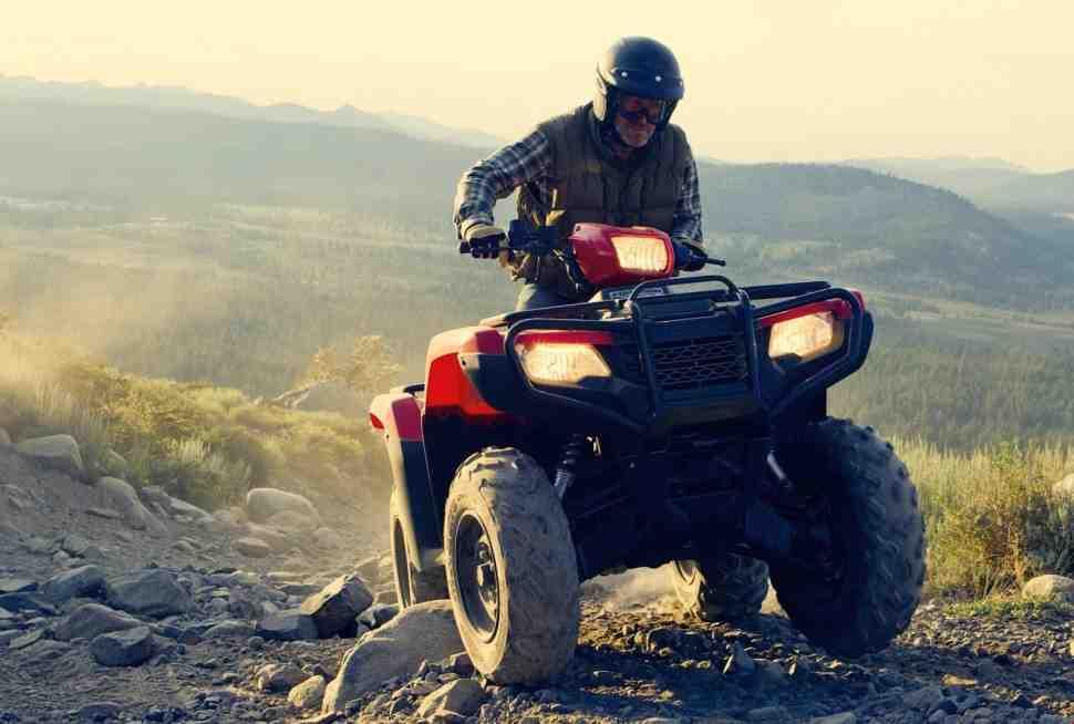 Специальные цены на квадроциклы Honda TRX - выгода до 150000 рублей