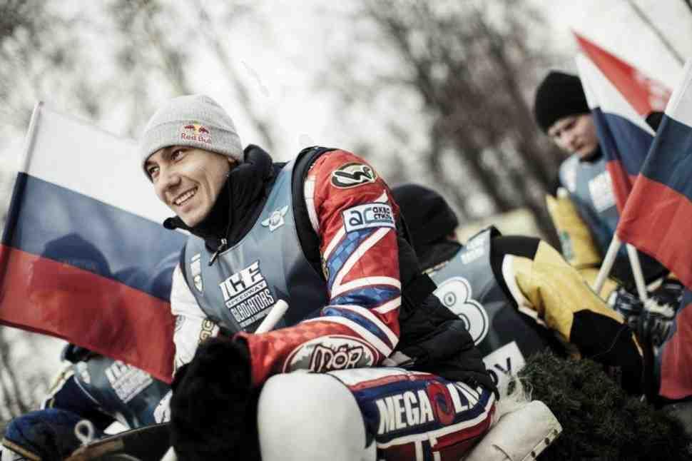 Сезон FIM Ice Speedway Gladiators завершен для Даниила Иванова