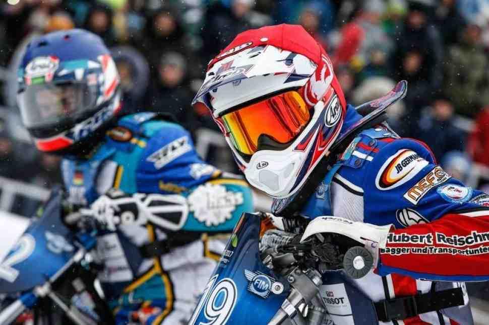 Результаты 2-го дня FIM Ice Speedway Gladiators в Медео