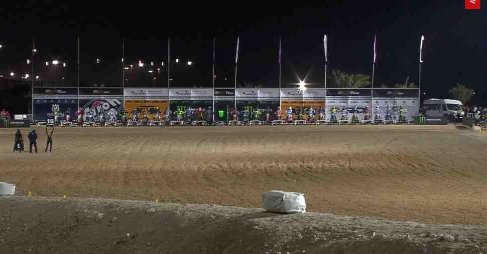 Мотокросс: квалификация Гран-При Катара MX2