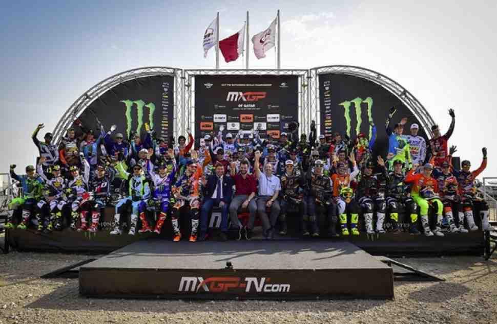Мотокросс: результаты Гран-При Катара MXGP/MX2 - 1-й этап Чемпионата Мира