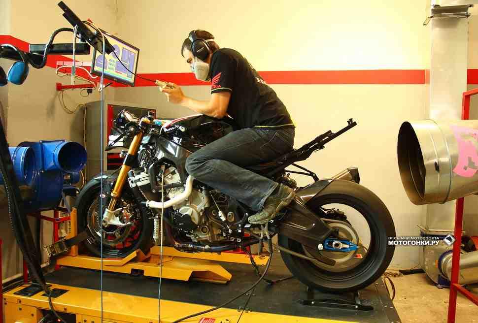 DynoJet в вопросах и ответах: зачем мотоциклисту диностенд