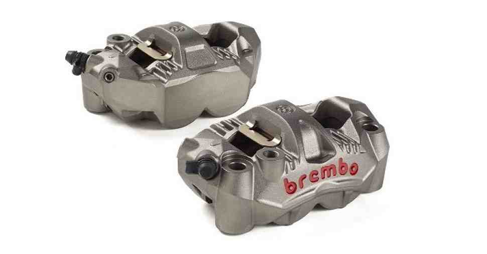 Brembo GP4-RS - доступная реплика тормозов из MotoGP