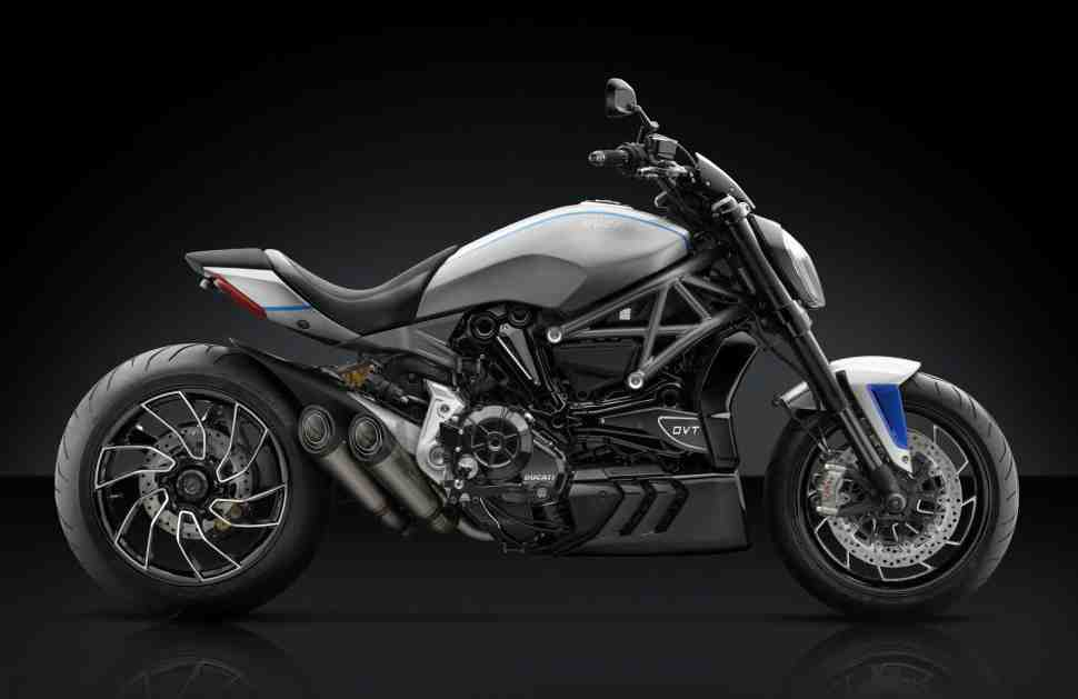Rizoma сделала Ducati XDiavel еще красивее