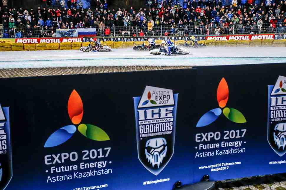 FIM Ice Speedway Gladiators: Даниил Иванов заявлен на 4-й этап в Берлине