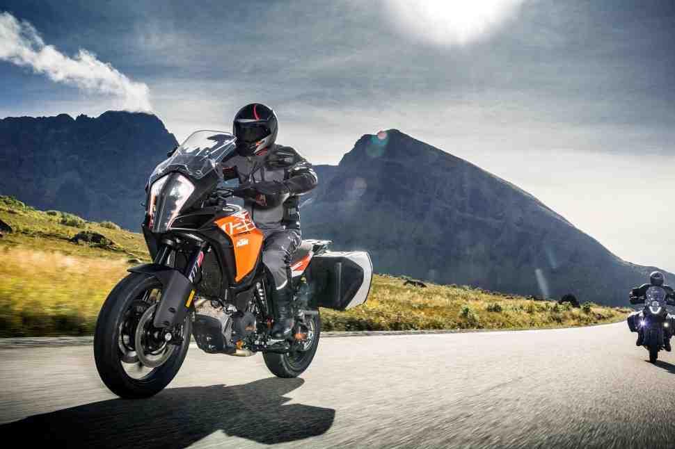Первая поставка KTM 2017 и спеццены на мотоциклы 2016 года в Байк Ленде