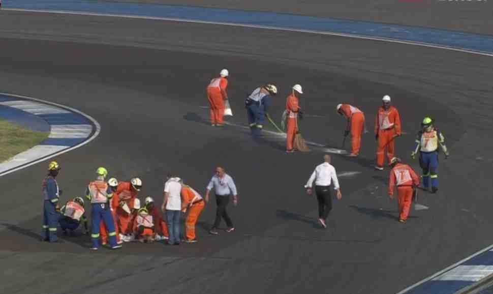 WSBK: Воскресная гонка ThaiWorldSBK остановлена - Меландри на поуле: помогло ли?
