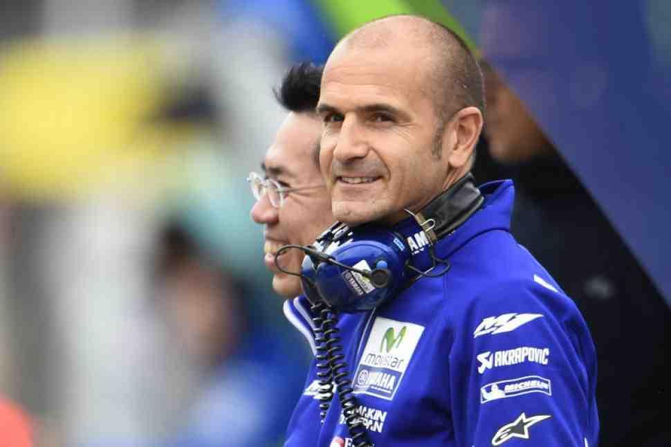 MotoGP: Yamaha Factory: окончательные решения были приняты накануне тестов в Катаре