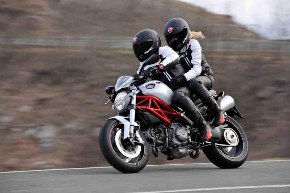 ПДД: Начинающим мотоциклистам запретят возить пассажиров