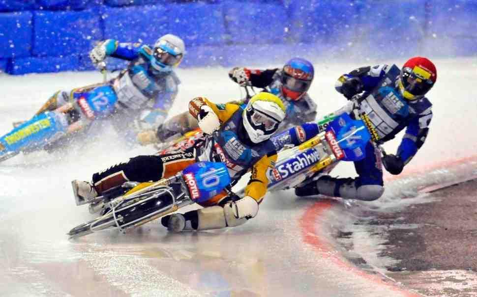 FIM Ice Speedway Gladiators: чемпион определится в эти выходные в Нидерландах
