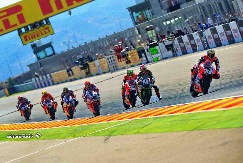 WSBK: World Superbike возвращается в Европу - Арагон ждет битвы!