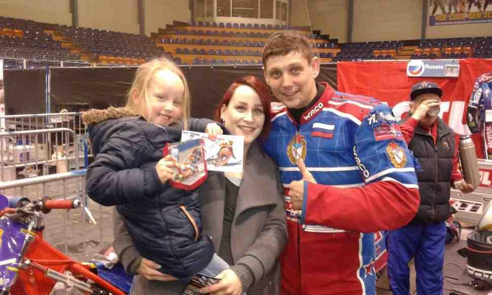 Мотогонки на льду: Эдуард Крысов выиграл Кубок Рёлофа Тайса в Голландии