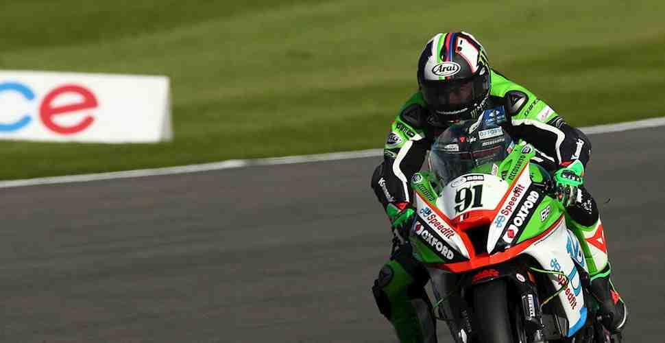BSB: Сезон British Superbike начался с отмены квалификации в Донингтоне