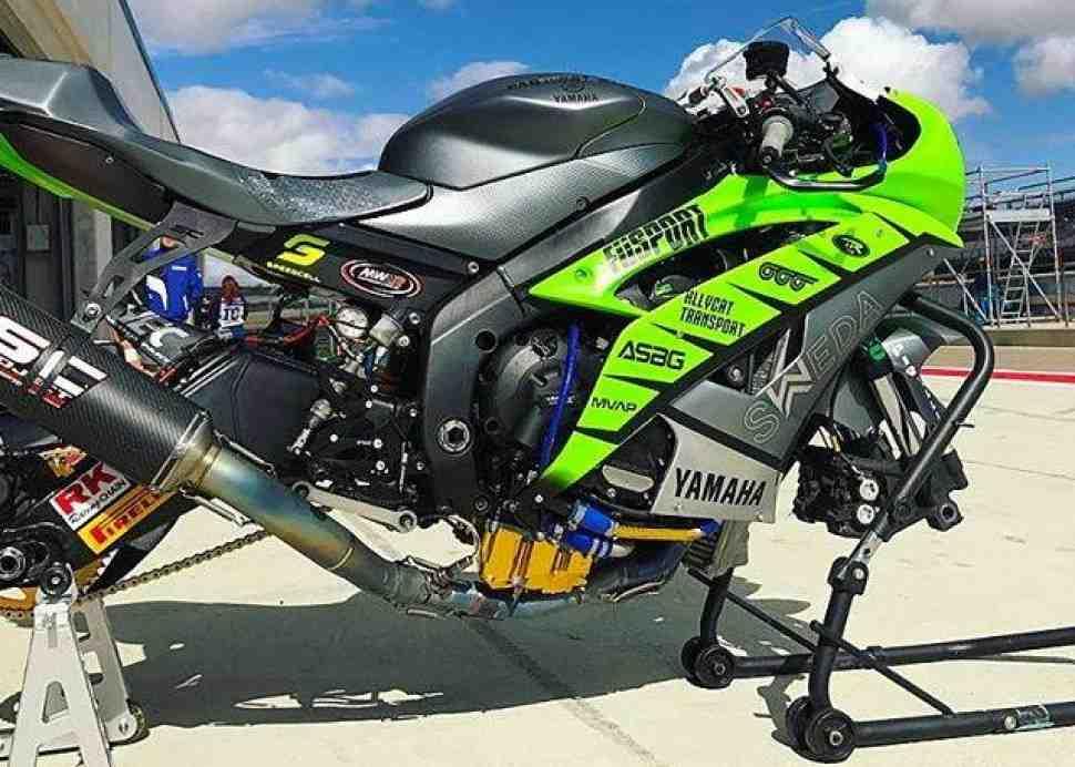 WSS: Энтони Вест не выйдет на старт в Арагоне - он лишился мотоцикла