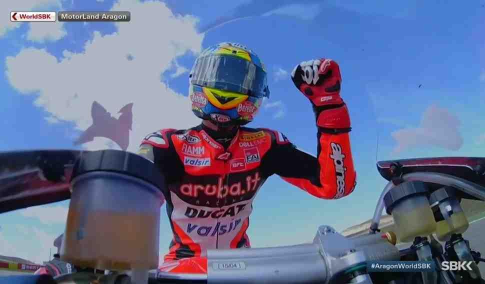 WSBK: Результаты второй гонки в Motorland Aragon