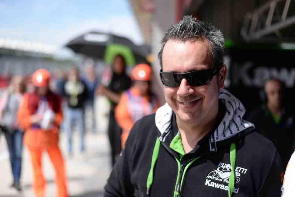 WSBK: Puccetti Kawasaki хочет создать суперкоманду с Леоном Хезламом