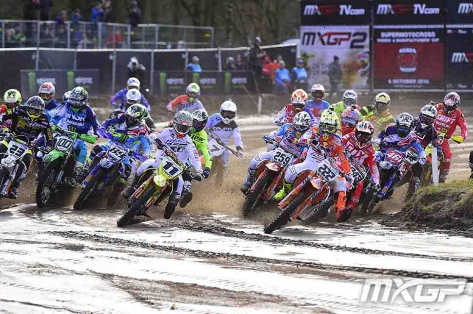 Мотокросс MXGP/MX2/EMX125/EMX250: хронометраж Гран-При Европы on-line