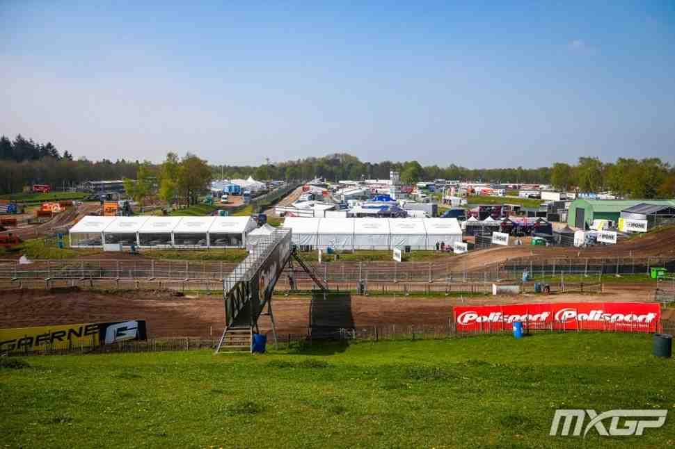 Мотокросс: квалификация Гран-При Европы MXGP/MX2 - на поуле Кайроли и Йонасс