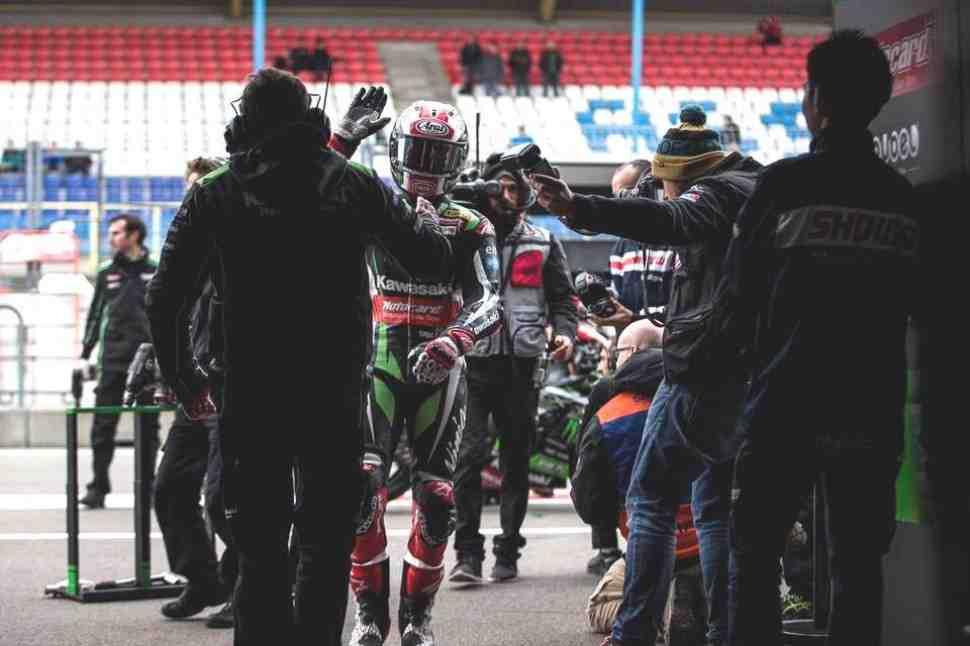 WSBK: Результаты пятницы в TT Circuit Assen