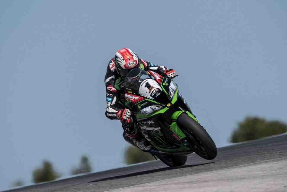 WSBK: Официальные результаты 1-й гонки - TT Circuit Assen