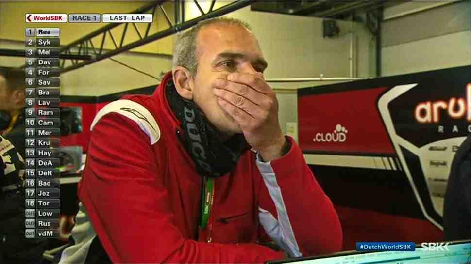 WSBK: Драма в Ассене - Ducati дарит Рэю очередную победу