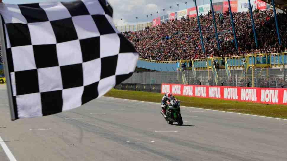 WSBK: Результаты 2-й гонки в Ассене - TT Circuit Assen