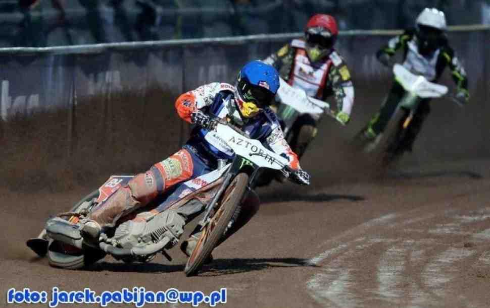 Спидвей SGP 2017: Эмиль Сайфутдинов в ТОП-5 Гран-При Словении