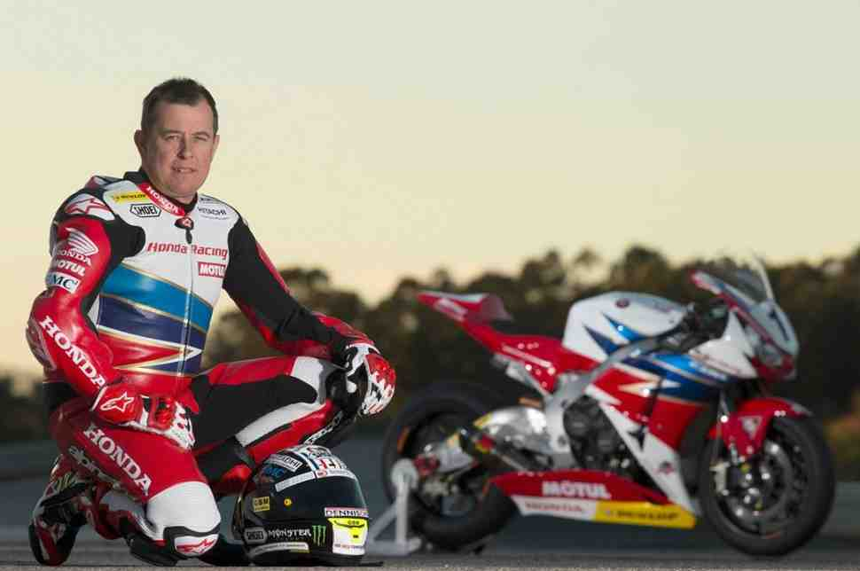 Джон МакГиннесс пропустит Isle of Man TT из-за серьезной травмы на NW200