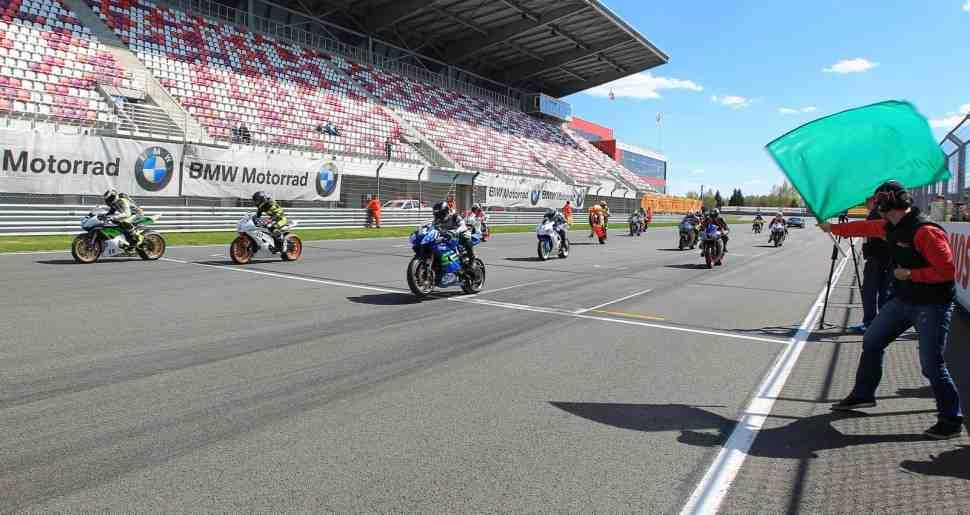 TRD Supersport Open 600 и Superbike Open 1000 - сезон мотогонок на MRW открыт!