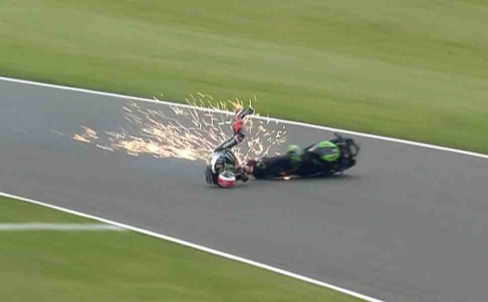WSBK: Официальное заявление Pirelli по аварии Джонатана Рэя