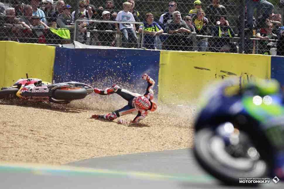 MotoGP - Возвращение в Европу: что пошло не так в Хересе и Ле Мане