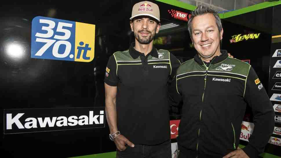 WSS: Кенан Софуглу продлил контракт с Kawasaki еще на год