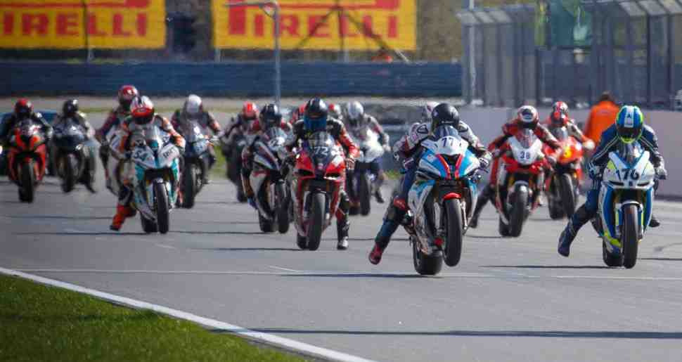 Расписание трек-дней TrackRaceDays II - 7-9 июня 2017 на Moscow Raceway