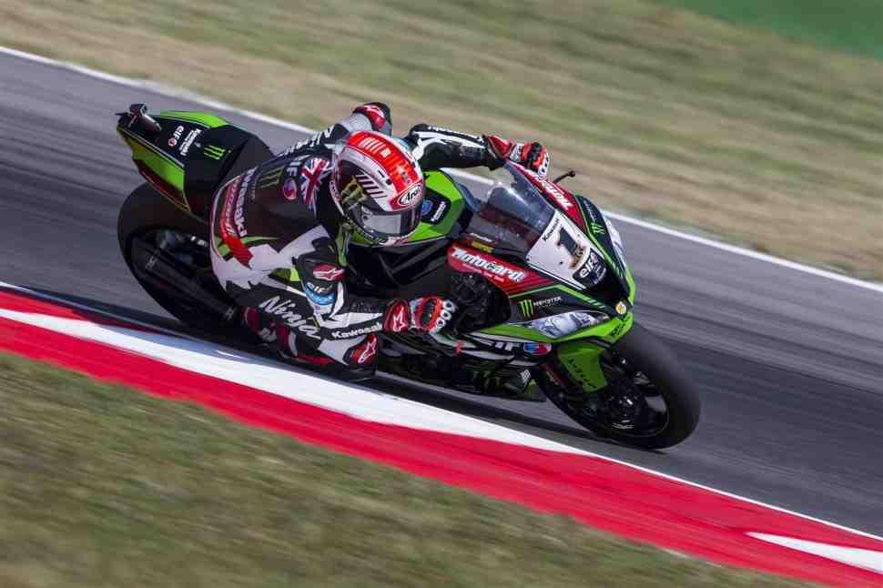 WSBK: Итоги пятницы в Мизано - ситуация неизменна: Kawasaki vs Ducati