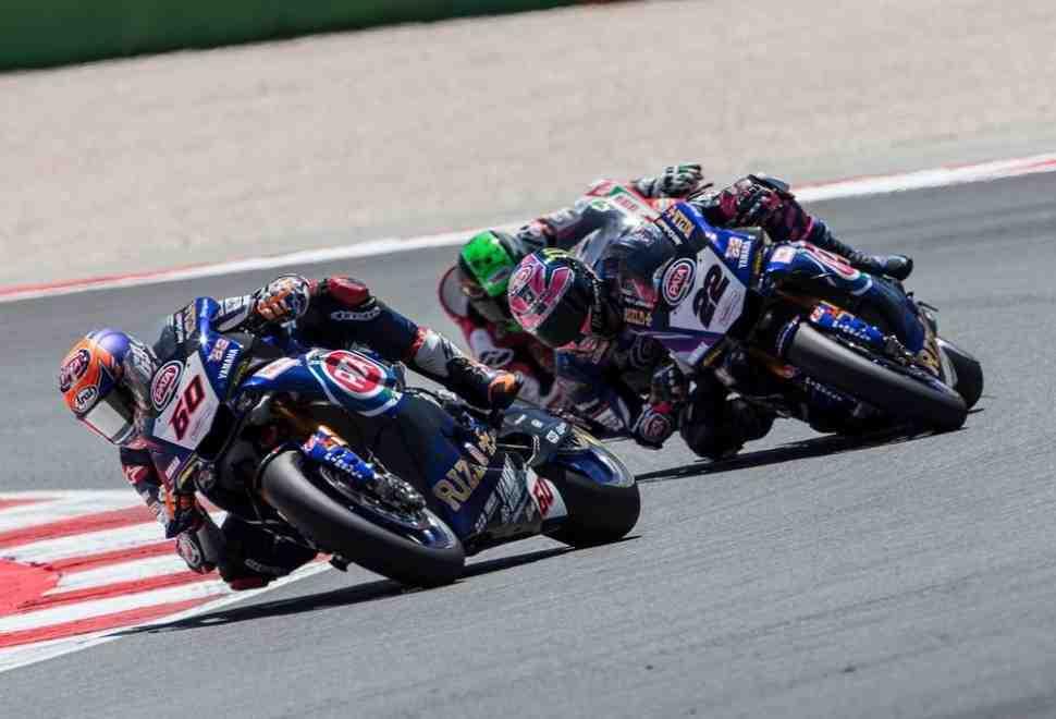 WSBK: Yamaha Racing как претендент - третий не лишний