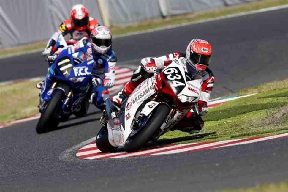 Восемь команд Honda выступят на Suzuka 8 Hours при поддержке завода