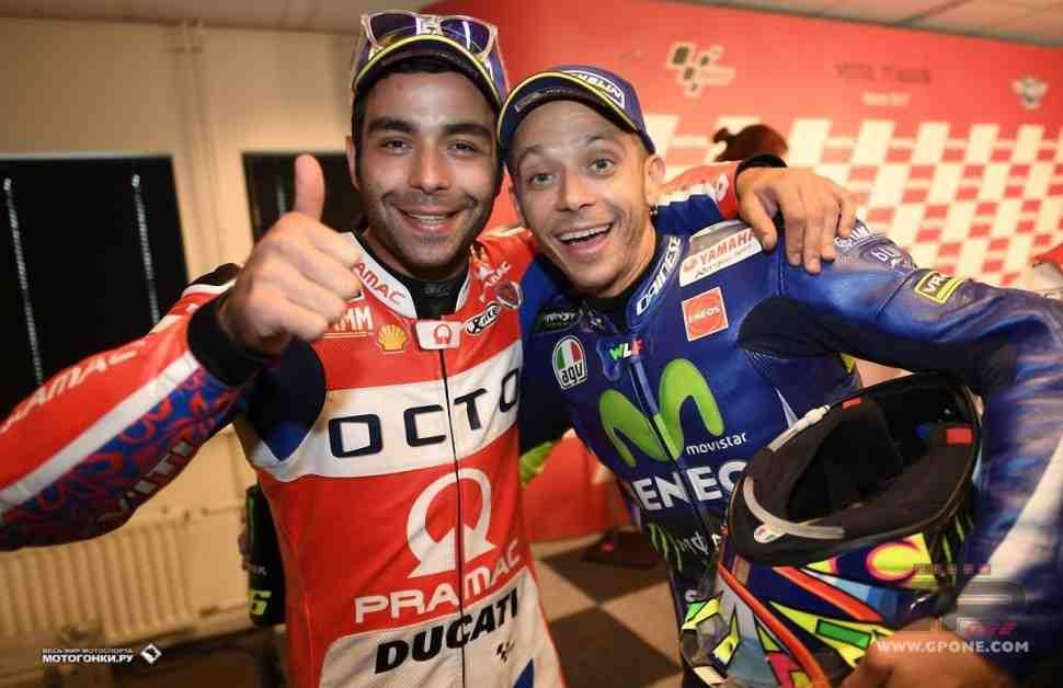 MotoGP - Валентино Росси: может ли победа в Ассене стать пророчеством?