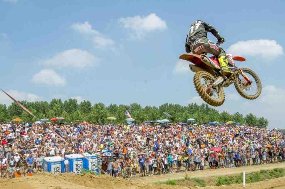 Мотокросс MXGP: Бобрышев и Гайзер о уикенде в Оттобьяно