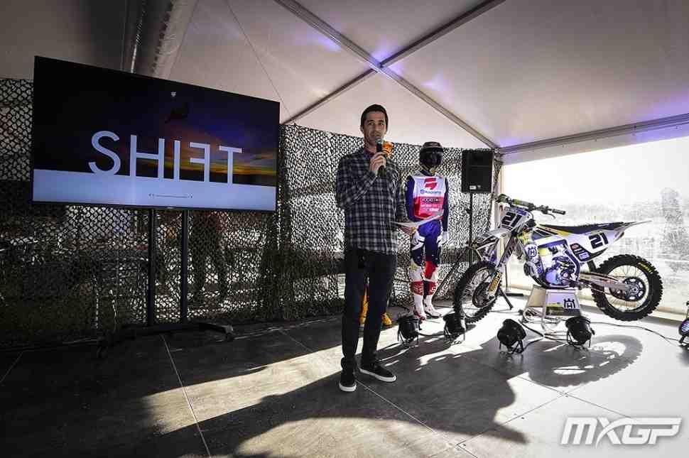 Мотокросс: коллекция экипа Shift MX18 - презентация уже скоро