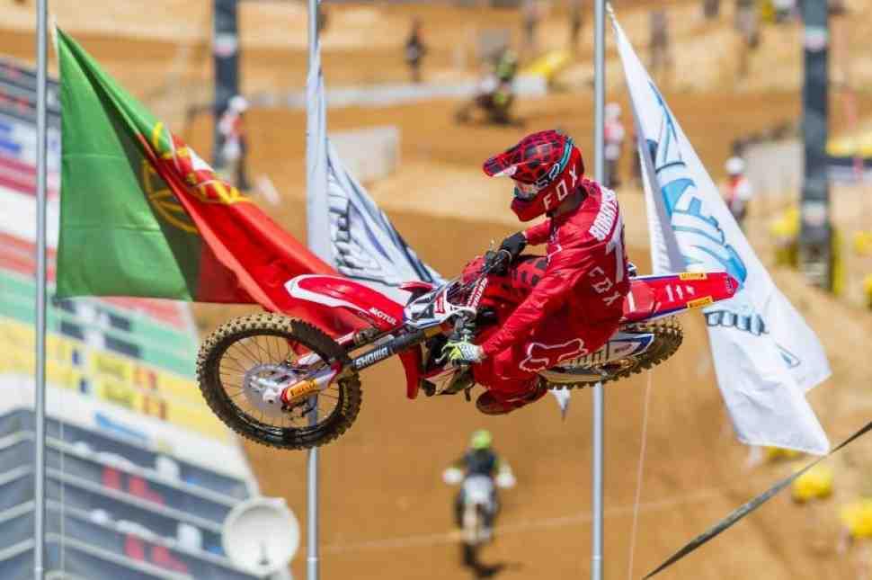 Мотокросс MXGP: Гайзер и Бобрышев о квалификации Гран-При Португалии в Agueda