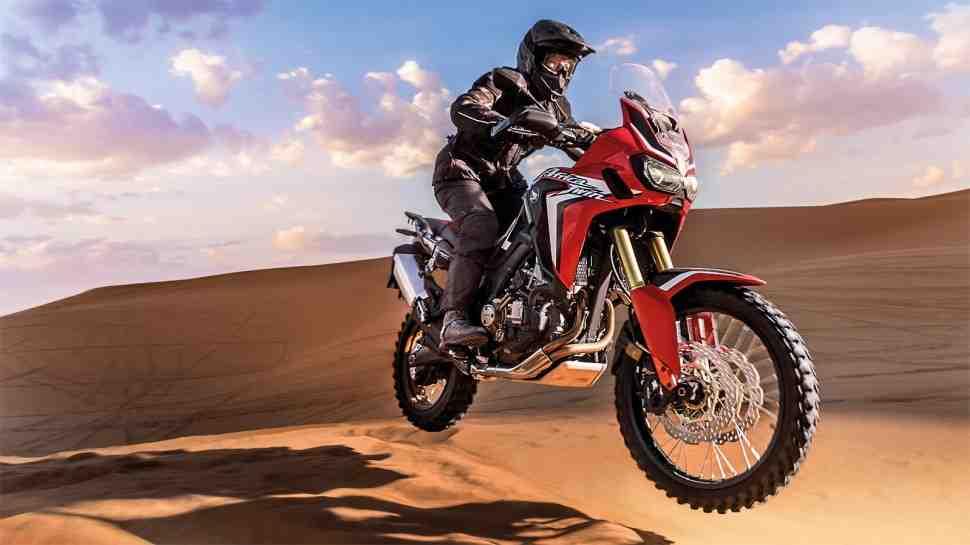 18 июля стартует открытый тест-драйв мотоциклов Honda